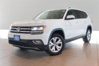 Used 2018 Volkswagen Atlas Comfortline 3.6L 8sp at w/Tip 4MOTION for sale in Langley City, BC