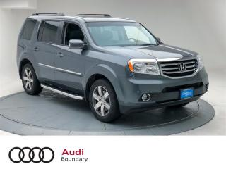 Used 2012 Honda Pilot Touring 4WD 5AT for sale in Burnaby, BC