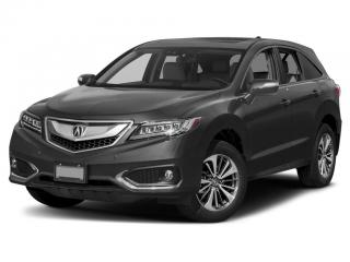 Used 2017 Acura RDX ELITE for sale in Burlington, ON