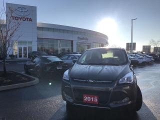 Used 2015 Ford Escape SE FWD - WINTER TIRES ON RIMS - AUTOMATIC for sale in Stouffville, ON