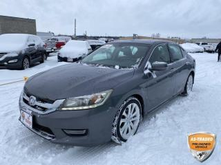 Used 2013 Honda Accord Touring | POWER MOONROOF | HEATED SEATS | for sale in Barrie, ON