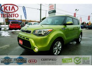 Used 2014 Kia Soul Auto EX/1owner/hted seats/alloys rims/SUPER LOW KM for sale in North York, ON