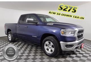 Used 2019 RAM 1500 Big Horn LOWEST PRICED BIG HORN IN CANADA for sale in Huntsville, ON