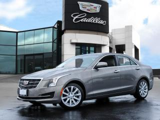 Used 2017 Cadillac ATS 2.0L Turbo ONE OWNER! | CLEAN HISTORY! for sale in Burlington, ON