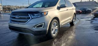 Used 2017 Ford Edge SEL for sale in Mount Pearl, NL