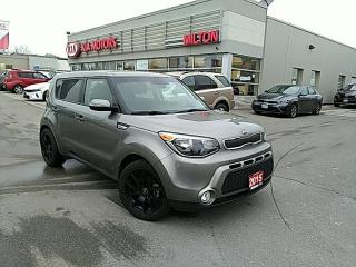 Used 2015 Kia Soul LX+ for sale in Milton, ON