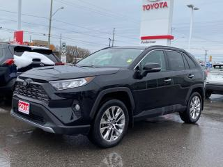 Used 2019 Toyota RAV4 Limited LIMITED+REMOTE START! for sale in Cobourg, ON