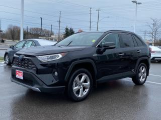 Used 2019 Toyota RAV4 Hybrid Limited HYBRID LIMITED+HITCH+CAMERA! for sale in Cobourg, ON