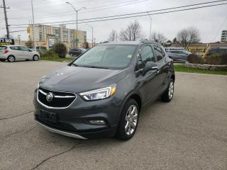 Used 2018 Buick Encore Essence for sale in London, ON