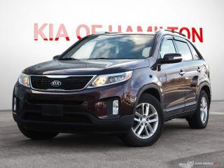 Used 2015 Kia Sorento LX Brand New Brakes all around, Serviced Here for sale in Hamilton, ON