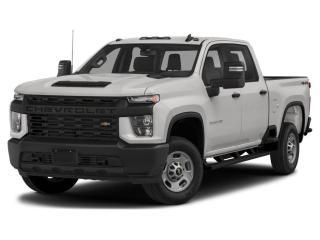 New 2021 Chevrolet Silverado 2500 HD Work Truck for sale in Listowel, ON