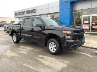 New 2021 Chevrolet Silverado 1500 Work Truck for sale in Listowel, ON