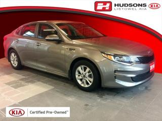 Used 2016 Kia Optima LX One Owner | Remote Start | +Winter Tires & Rims for sale in Listowel, ON