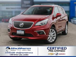 Used 2018 Buick Envision Premium I for sale in London, ON