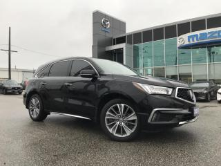 Used 2017 Acura MDX Elite Package SH-AWD | Navigation | Moonroof for sale in Chatham, ON
