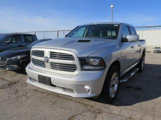 Used 2017 RAM 1500 SPORT for sale in St. Thomas, ON