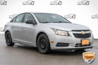 Used 2011 Chevrolet Cruze LS YOU CERTIFY YOU SAVE for sale in Innisfil, ON