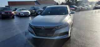 Used 2018 Honda Accord LX for sale in Mount Pearl, NL