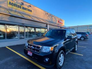 Used 2010 Ford Escape 4WD 4DR V6 AUTO XLT for sale in North York, ON