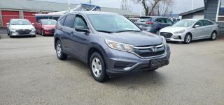 Used 2016 Honda CR-V 2WD 5dr LX for sale in Burlington, ON