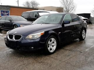 Used 2005 BMW 5 Series 5 SERIES for sale in Kitchener, ON