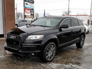 Used 2013 Audi Q7 quattro 4dr 3.0L TDI Premium for sale in Kitchener, ON