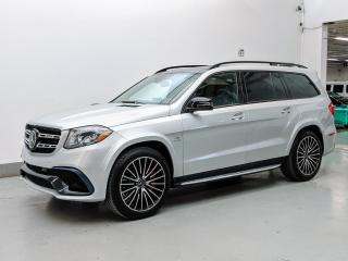 Used 2017 Mercedes-Benz GLS GLS 63 AMG/DRIVER ASSISTANCE/MASSAGE SEATS! for sale in Toronto, ON