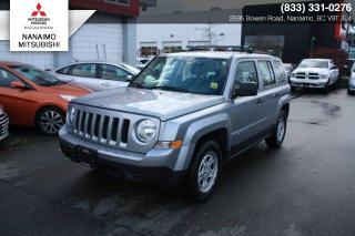 Used 2014 Jeep Patriot SPORT for sale in Nanaimo, BC