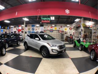 Used 2014 Hyundai Santa Fe Sport 2.4L PREMIUM AUT0 AWD A/C  CRUISE CONTROL 88K for sale in North York, ON