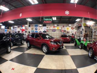 Used 2015 Nissan Rogue SV AUT0 AWD SUNROOF H/SEATS BACKUP CAMERA for sale in North York, ON