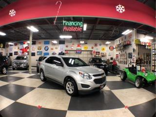 Used 2017 Chevrolet Equinox LS  AUTO A/C CRUISE H/SEATS BACKUP CAMERA for sale in North York, ON