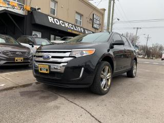 Used 2013 Ford Edge 4dr Limited AWD for sale in Scarborough, ON