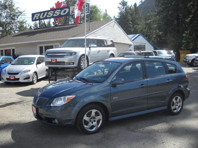 2008 Pontiac Vibe FWD