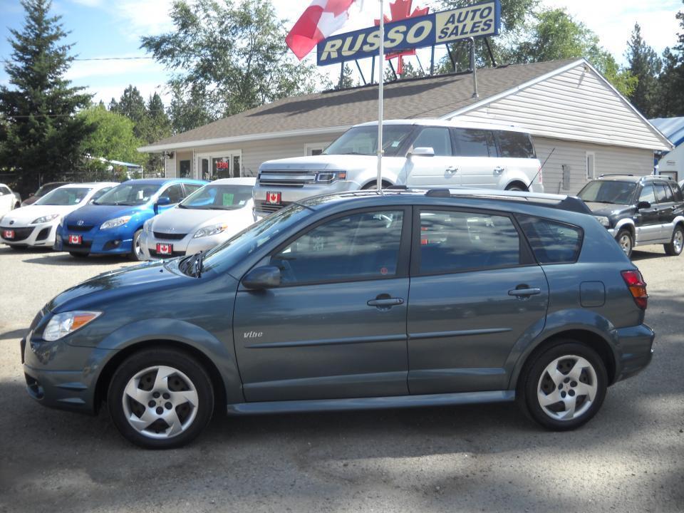 2008 Pontiac Vibe