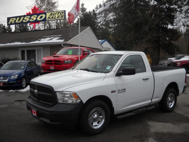 2014 RAM 1500 ST HEMI 6ft 2in BOX