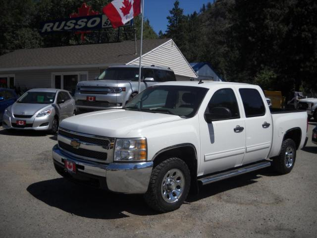 2013 Chevrolet Silverado 1500 LS Cheyenne 4x4 - 5ft 6in Box