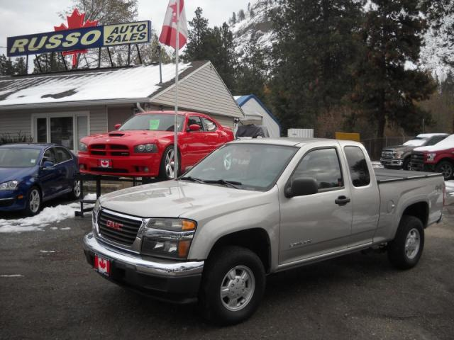 "2005 GMC Canyon 4X4....""SOLD""...."