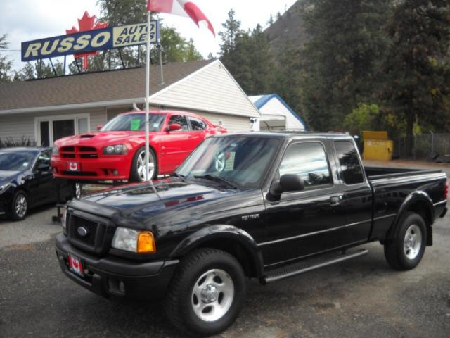 2005 Ford Ranger Edge 4X4