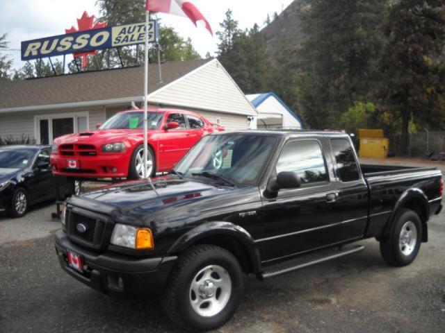 2005 Ford Ranger Edge 4X4