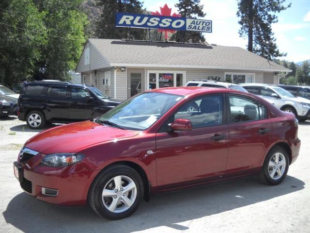 """2009 Mazda MAZDA3 """"ONLY 115 KMS"""""""