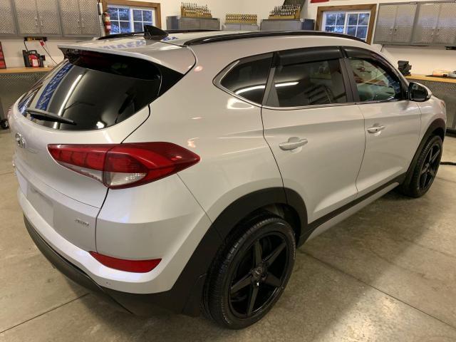 2018 Hyundai Tucson SE Luxury