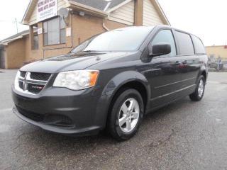 Used 2012 Dodge Grand Caravan SXT 3.6L Loaded DVD GPS Back-Up Cam 153,000Km for sale in Rexdale, ON