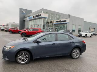 Used 2014 Toyota Corolla LE for sale in St Catharines, ON