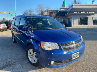 Used 2013 Dodge Grand Caravan Crew AS-IS for sale in Mississauga, ON