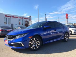 Used 2019 Honda Civic Sedan EX - Sunroof - Lane watch - Rear Camera for sale in Mississauga, ON