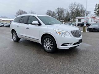 Used 2017 Buick Enclave Leather 4dr AWD Sport Utility Vehicle for sale in Brantford, ON