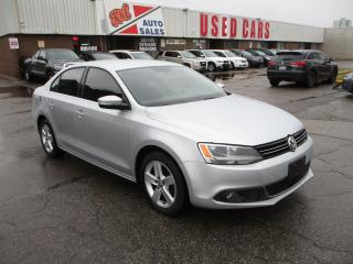 Used 2012 Volkswagen Jetta Comfortline ~ TDI ~ AUTO ~ LOW KM ~ ACCIDENT FREE for sale in Toronto, ON
