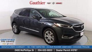 Used 2018 Buick Enclave Avenir AWD, 3.6L V6, Power Moonroof, Navi., Quad S for sale in Winnipeg, MB