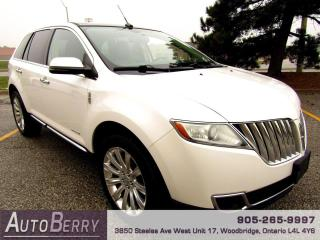 Used 2012 Lincoln MKX AWD for sale in Woodbridge, ON