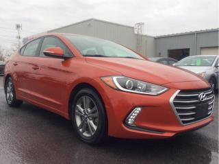 Used 2017 Hyundai Elantra GL - Automatic - Apple Car Play - Bluetooth for sale in Cornwall, ON